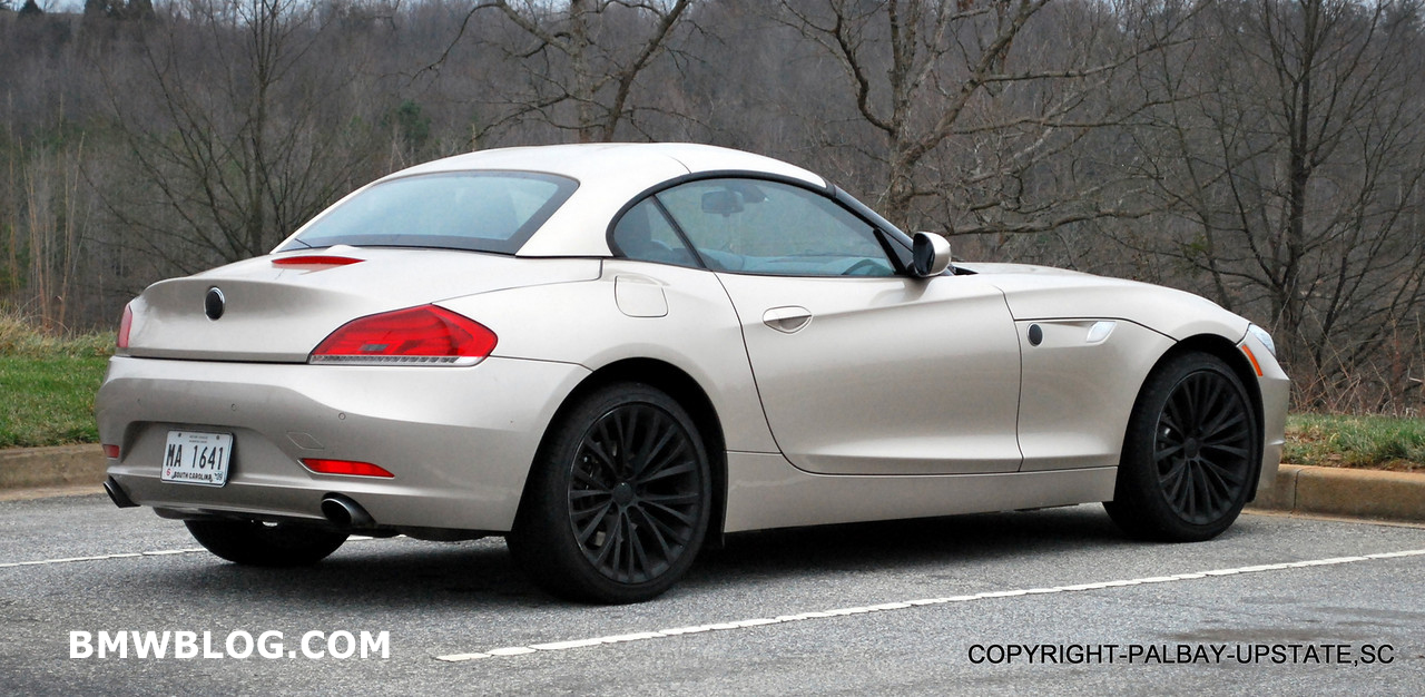 New Z4 Spotted In The States