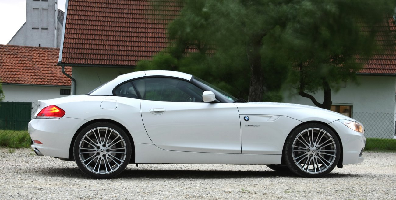 Official Alpine White Z4 Thread
