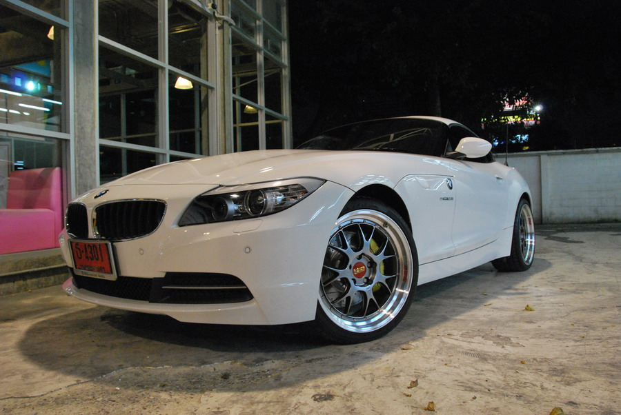 My Alpine White On Bbs Lm R Limited Edition And Bmw