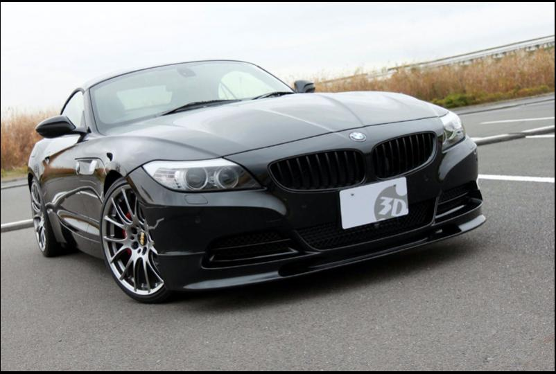 3d Design Releases Front Lip Spoiler For E89 Z4