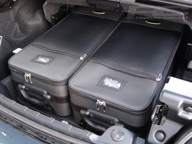 New Z4 Custom Luggage Set