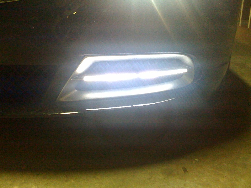 New Official Daytime Running Light With Led Lamps