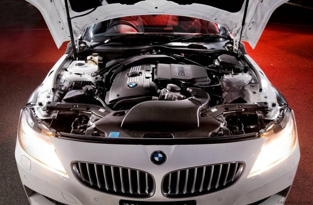 Reports Base Z4 To Get 4 Cylinder Turbo To Replace 6 Cyl