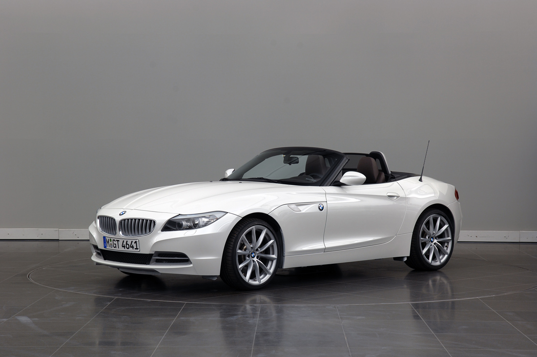 Bmw Releases Quot Design Pure Balance Quot Package For The Z4