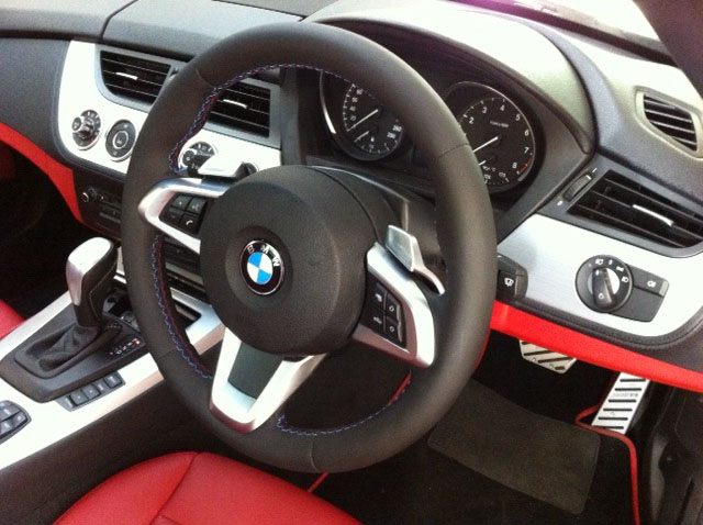 How To Remove The Steering Wheel In E89