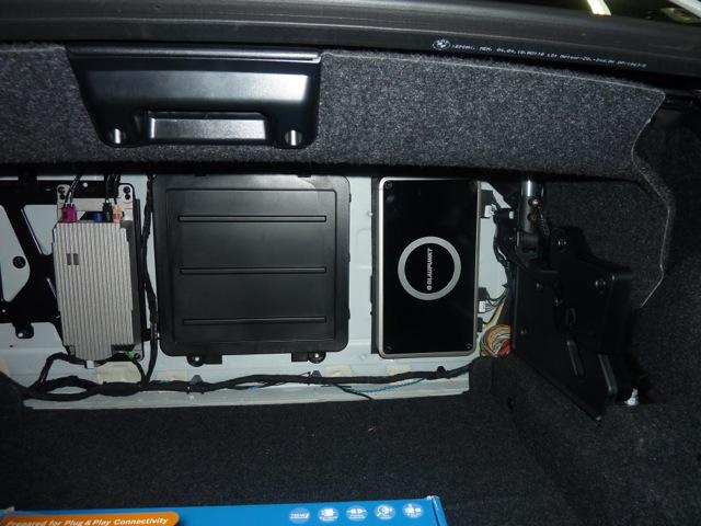 Aftermarket Amplifier Installed