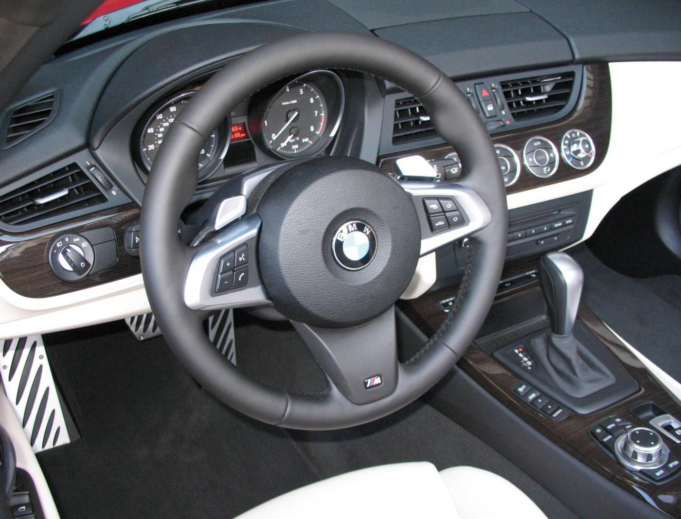 Swapped Out Sport Automatic Steering Wheel For M Sport Wheel