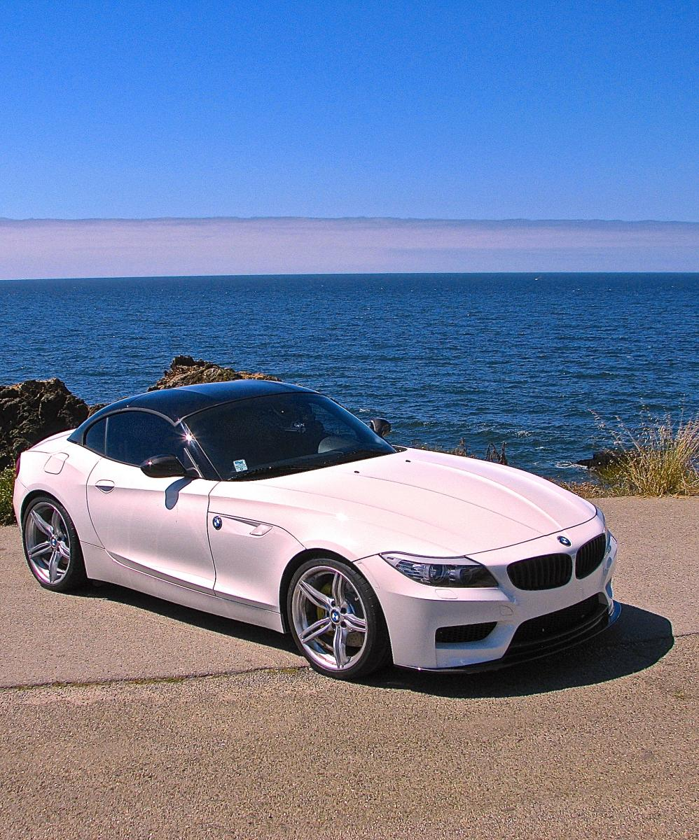 Bmw Z4 Horsepower: KW V3 E89 Z4 Dropped And Wrapped