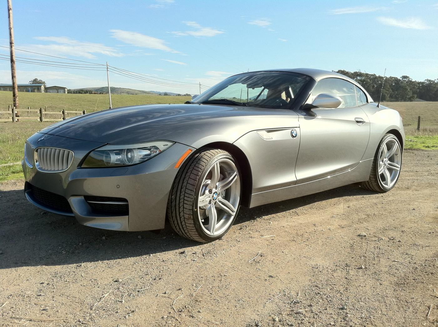 For Sale 2011 Z4 35is Space Grey Walnut Loaded