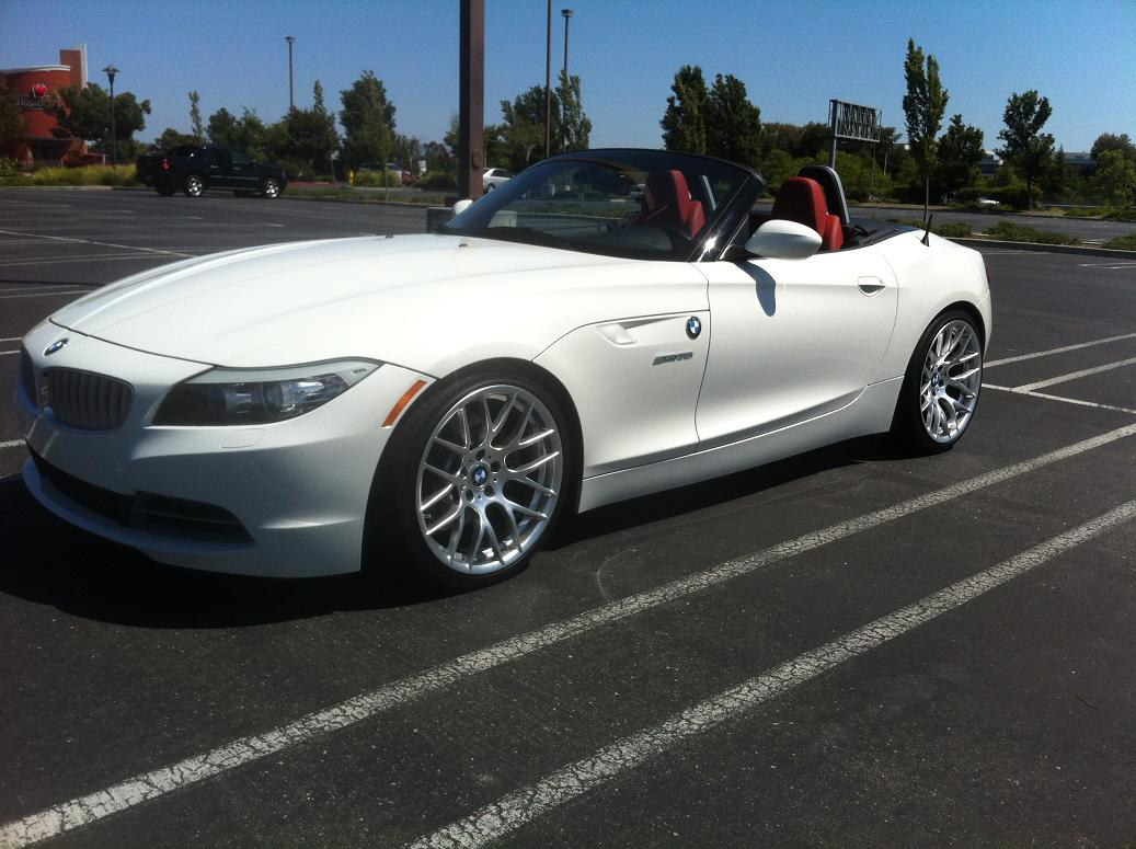 Eibach Pro Kit For E89 Z4
