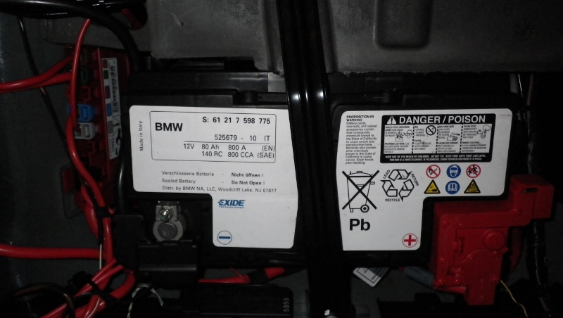 Battery Type Standard Or Agm