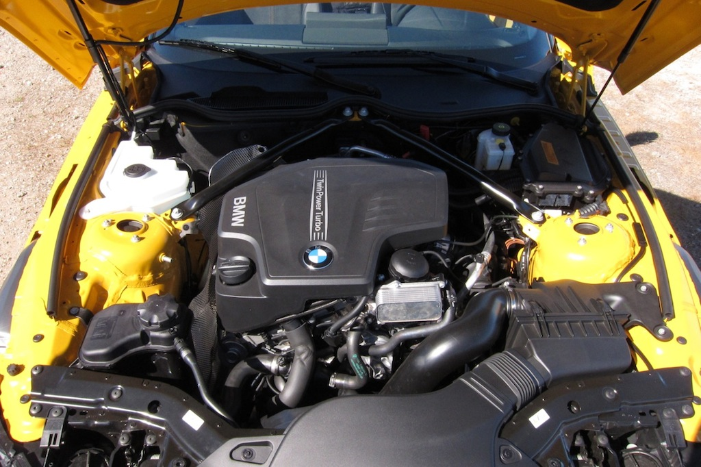 First Review Of 2012 Z4 Sdrive28i With 4 Cyl Turbo N20 By C D