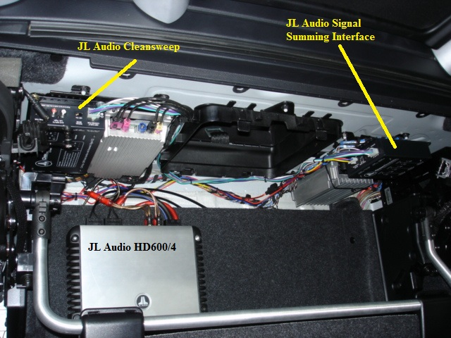 Name:  JL Audio Components Installed.jpg Views: 12956 Size:  131.8 KB
