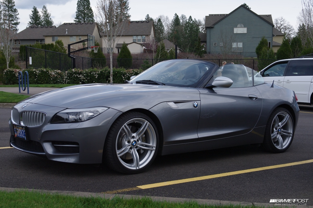 Rafale's 2011 Z4 35is - BIMMERPOST Garage