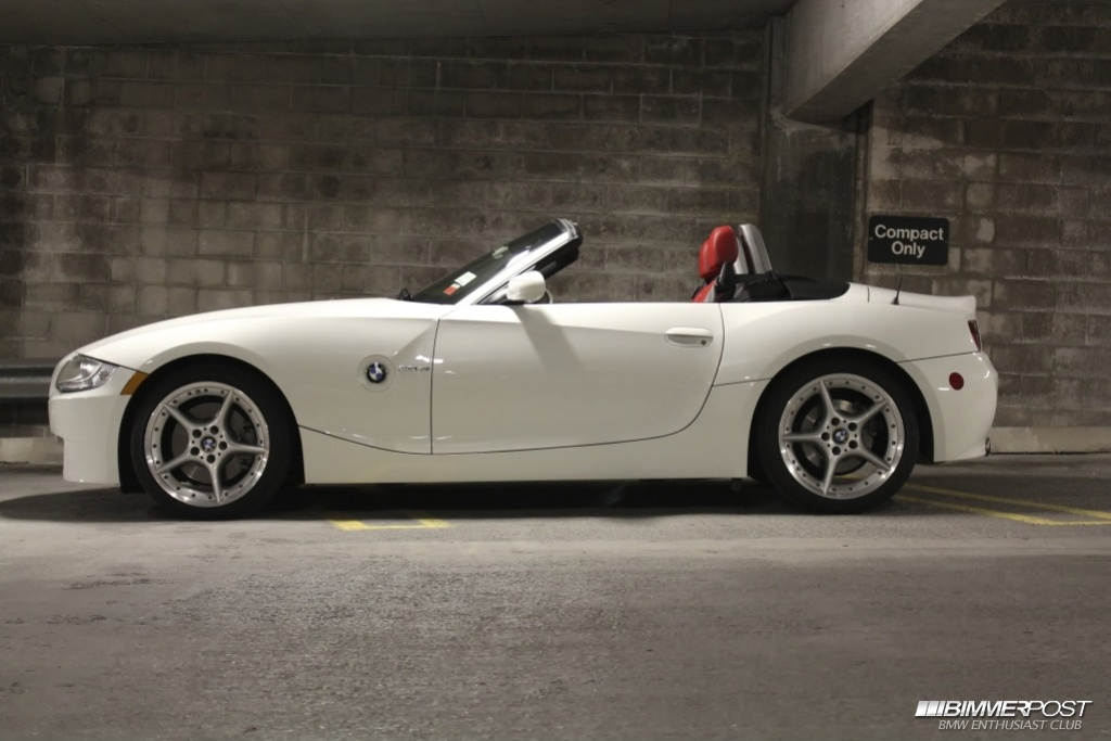 Aries326's 2008 BMW Z4 3.0si - BIMMERPOST Garage