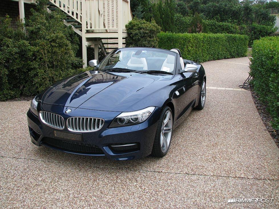 Dr Stig 2\'s 2010 BMW Z4 35is - BIMMERPOST Garage