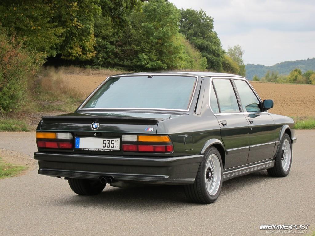 Dante S 1986 E28 M535i Bimmerpost Garage