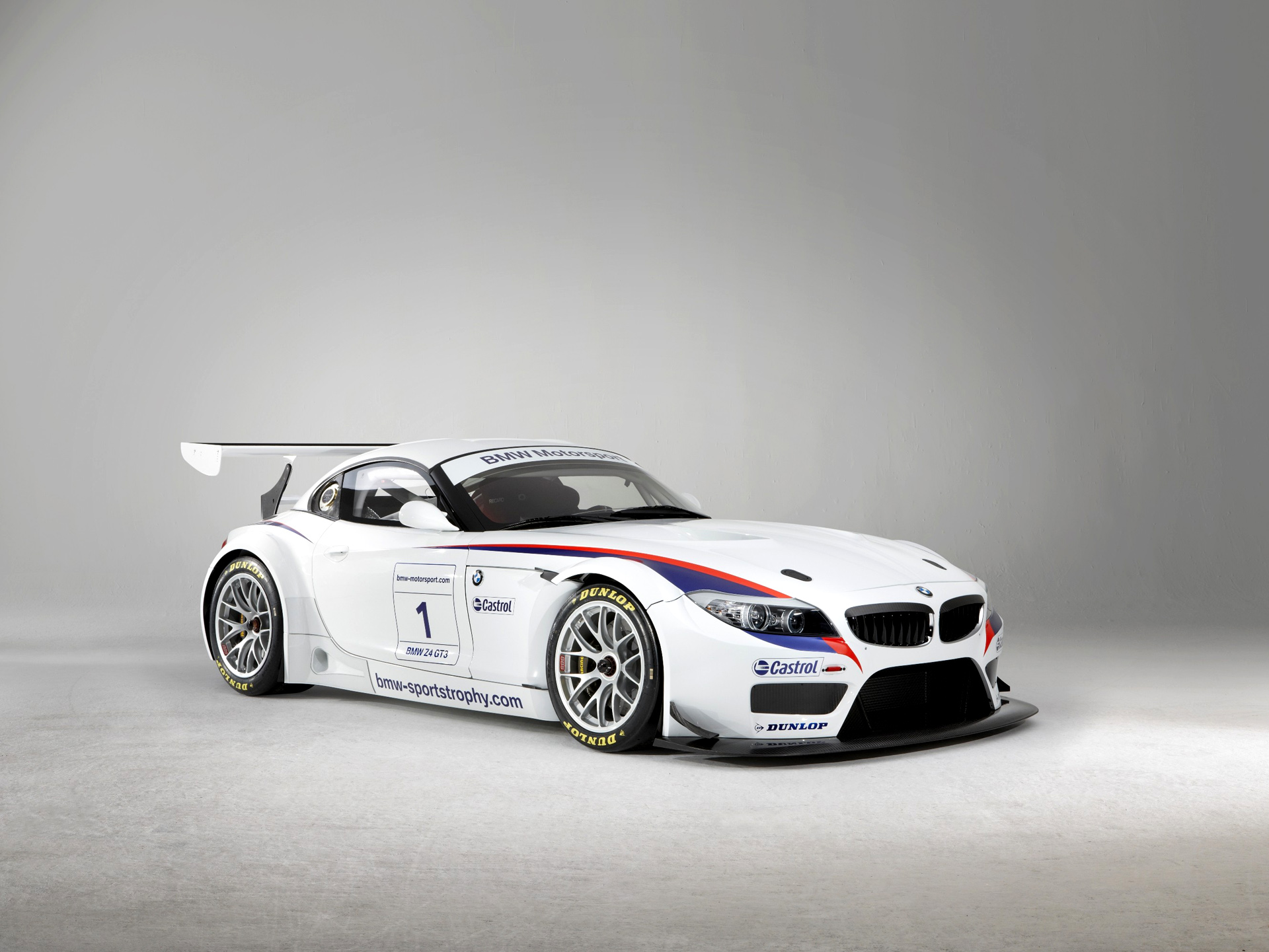 Wallpapers Of Stunning Z4 Gt3 Racer