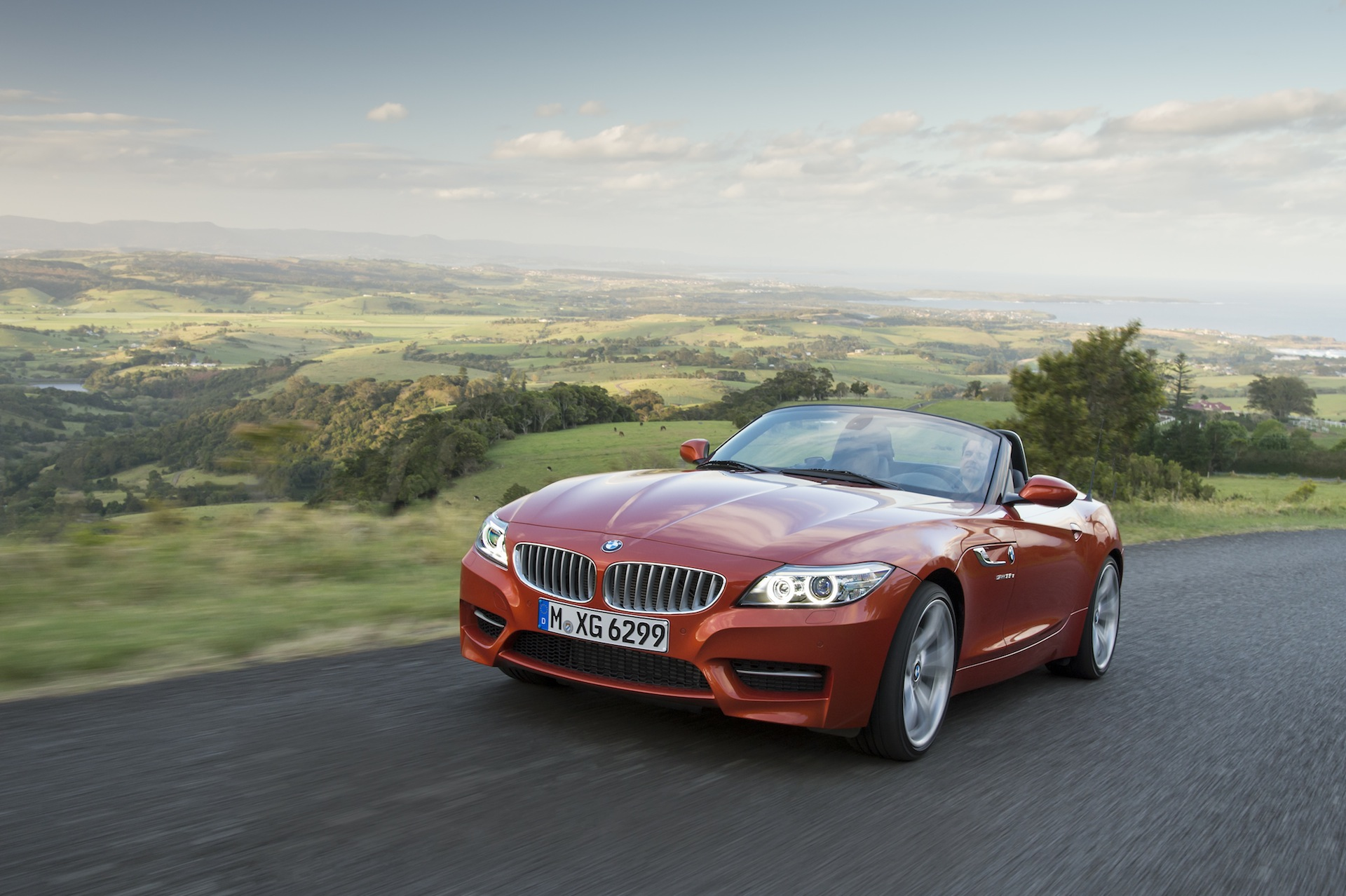 Presenting The Bmw Z4 Lci Facelift