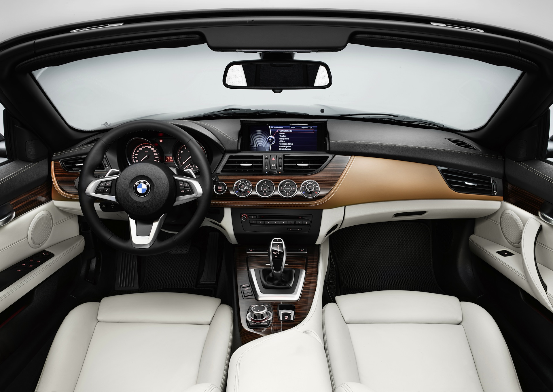 The Bmw Z4 In Pure Fusion Design